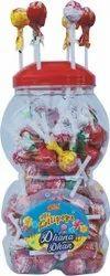 Mr.Candy Mix Lollipop, Packaging Type: Plastic Jar
