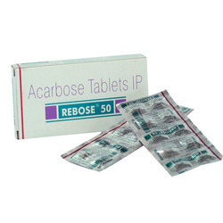 Acarbose Tablets 50 mg