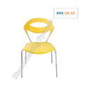 Backrest Cafeteria Chair