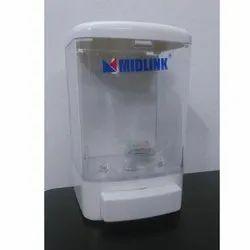 中间下行塑料泡沫液体分配器,容量:500-1000毫升,包装型:盒子