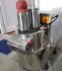 SS Vegetable Cutting Machine