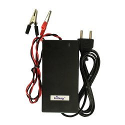Electric Analog EcoNerg 12V 2A Lead Acid Battery Charger