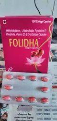 Folidha Softgel Capsule, Prescription