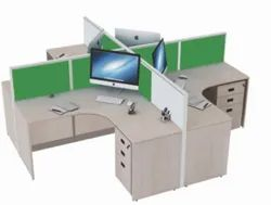 DF-WS-07 Office Workstation