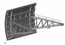 Hydro Power Radial Gate