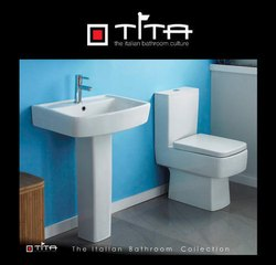 Ceramic Bathroom fitting