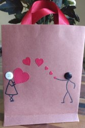 Handmade Designer Paper Bag