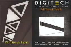 Angle Geometrical Shapes Profiles for Industrial