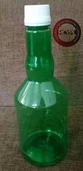 600 ml Long Neck Plastic Bottle