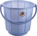 Plastic Handle Bathroom Bucket 7Ltr