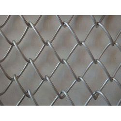 GI Diamond Wire Mesh, for Fencing