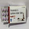 Ethinylestradiol & Cyproterone Acetate Tablets