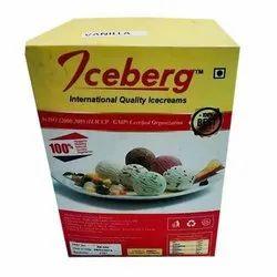 Vanilla Ice Cream, Packaging Type: Carton, Pack Size: 4000 Ml
