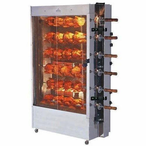Chicken Grill Machine Electric Chicken Grill Machine