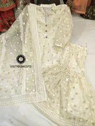 Party Wear Georgette Pakistani Embroidery Suits