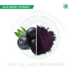 Acai Berry Extract (Euterpe Oleracea, Assai Palm, Cabbage Palm,  Acai Extract)