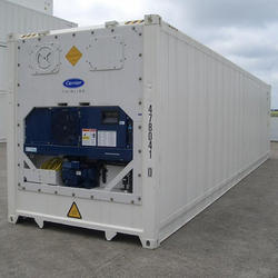 Reefer Container On Rent
