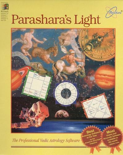 Vedic Astrology Software - Parashara's Light (Astrology Software