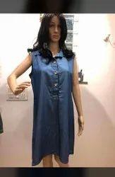 Aero Fly 54'-60 Denim Ladies Dress Material