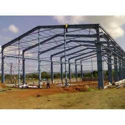 Prefabrication Steel Frame Building