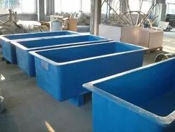 FRP, Fibre Glass Fish Farming Tank