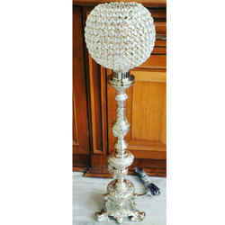 Crystal Tea Light Lamp