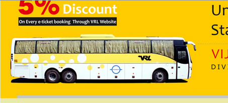 Vrl Travels Services
