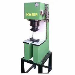 Kamani Patta Press Machine