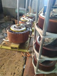 Three Phase Variable Auto Transformer