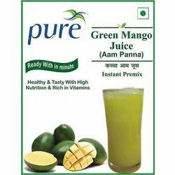 Green Masala Mango Drink