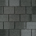 Storm Cloud Gray Designer Shingles