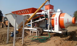 Reversible Batching Plant