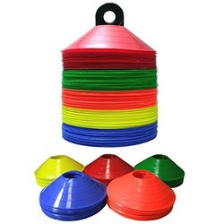Assorted Saucer Markers Cone