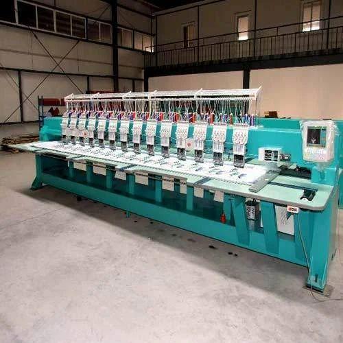 GGS Sewfine Series Embroidery Machine, Industrial Embroidery Machine, कढाई  की मशीन, एम्ब्रॉइडरेड मशीन - Dolphin Jingwei Machines, Surat   ID:  11744921697