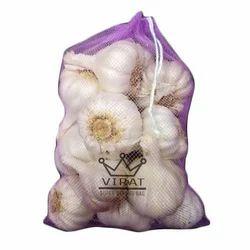 Drawstring Garlic Bag