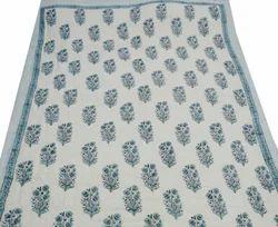 Hand Block Printed Cotton Jaipuri Bed Razai
