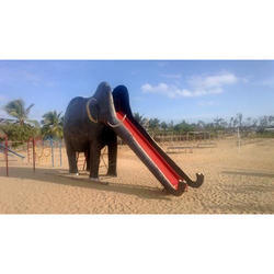 Super Elephant Slide