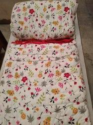 Jaipuri Printed Double Bed Razai