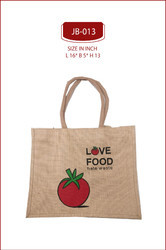 Cream Eco Friendly Jute Bags
