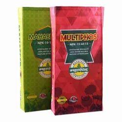 Block Bottom Fertilizer Bags