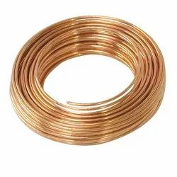 Copper Pipe Wire, Size: 1-2, Packaging Type: Roll