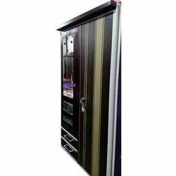 Brown Steel Cupboard