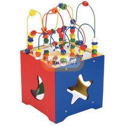 Maze Cube Toy