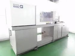 TOSHIBA 80 T INJECTION MOLDING MACHINE