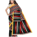 Ladies Fashionable Cotton Saree, 5.50 M, With Blouse Piece