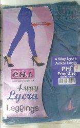 Lycra Ladies Leggings