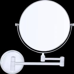 Wall Mounted Double Side Shaving Mirror, Size: 8