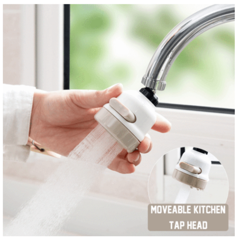 Cleaning Delta Kitchen Faucet Head