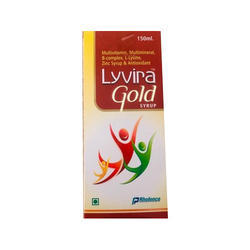 Lyvira Gold Syrup