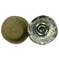 Silver Paper Dona, Shape: Round